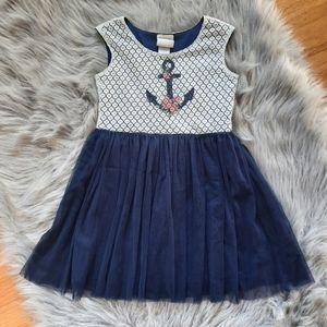 💙2/$20 Jenna & Jessie Nautica Theme Dress